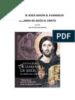 INFANCIA DE JESÚS 1. Extraido de El Evangelio Acuario de Jesús El Cristo.pdf