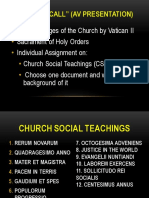 Sacrament of Holy Order