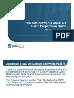 CNSE 5.1 Study Guide v2.2 - Instruction manuals
