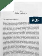 Etica Ecologica - Robert Elliot
