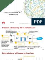 Factors Influencing Wi-Fi Performance - huawei