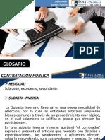 Glosario Contratacion Publica