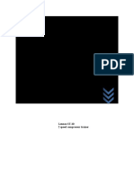 2 Speed+Compressor LAB REPORT