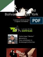 De Ciudad Bolívar a NYC