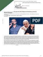 Alex Campos, El Cristiano Que Se Le Coló Al Papa en El Vaticano y Rescató a Silvestre Dangond - Las2orillas