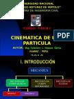 CINEMATICA DE UNA PARTICULA.ppsx
