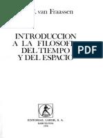 Van Fraassen Bas C - Introduccion A La Filosofia Del Tiempo Y Del Espacio.pdf