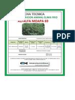 Ficha Tecnica Alfalfa Moapa 69