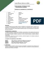 Silabus Mecanica de Los Materiales 2017 - i (4)
