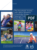 The Household, Income and Labour Dynamics in Australia Survey