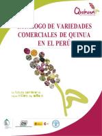 Variedades de Quinua