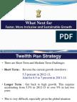 Current Five Yr Plan