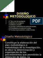 8 DISEÑO METODOLOGICO