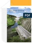 Dam Safety Scheme Guidance for Regional Authorities and Owners of Large Dams