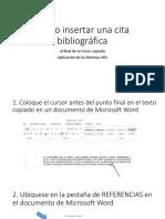 02 Garcia, E. (2016) Como Insertar Una Referencia en Word