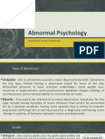 Abnormal Psychology Demo Presentation