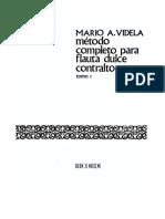 Metodo Flauta Alto VIDELA