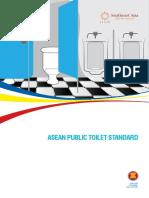 ASEAN Public Toilet Standard