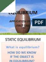 Equilibrium 2