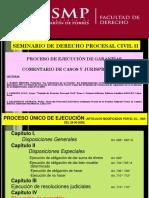 O-proceso de Ejecución de Garantías, Comentario de Casos y Jurisprudencia (1)