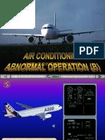 Air Conditionig Abnormal Operation b