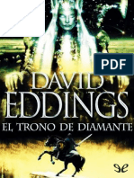El trono de diamante - David Eddings