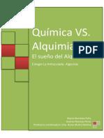 Química vs Alquimia