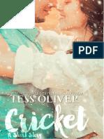 Tess Oliver - Cricket