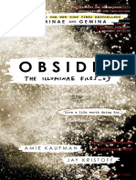 Obsidio by Amie Kaufman and Jay Kristoff Excerpt