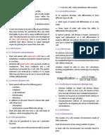 Aqa Biology Notes