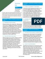 aitsl standards summary sheet - tshalders