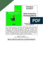 Kaminer Wladimir - Mein Deutsches Dschungelbuch