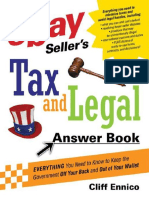 [Cliff Ennico] the EBay Seller's Tax and Legal Ans777