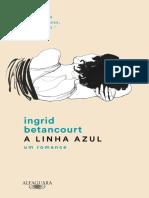 A Linha Azul - Ingrid Betancourt