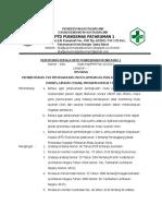 Sk Penanggung Jawab Layanan Klinis