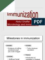 immunisasi