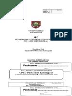 6.1.9 .b.pelaksanaan Program Penanggulangan Hiv Aids Di Pusk