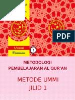 Jilid 1 Metode Ummi