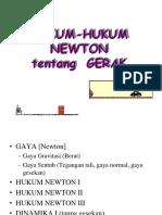 Dinamika Hukum Newton