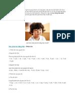 Tuyệt Chiêu Học Phát Âm Của Tiếng Hàn Quốc