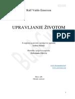 RALF VALDO EMERSON - Upravljanje zivotom.pdf