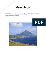 Mount Iraya.docx