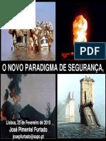 1 a - O Novo Paradigma de Segurança