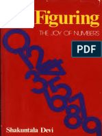 Figuring the Joy of Numbers by Shankuntala Devi