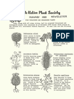 1980 Utah Native Plant Society Annual Compliations