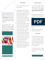 ASEAN Pamphlet
