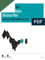 North West Rail Link Castle Hill Station Structure Plan