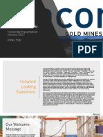 Corporate Presentation Jan 2017