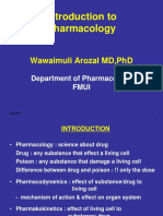 General Pharmacology 2013
