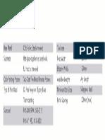 Product Specifications Ecorib